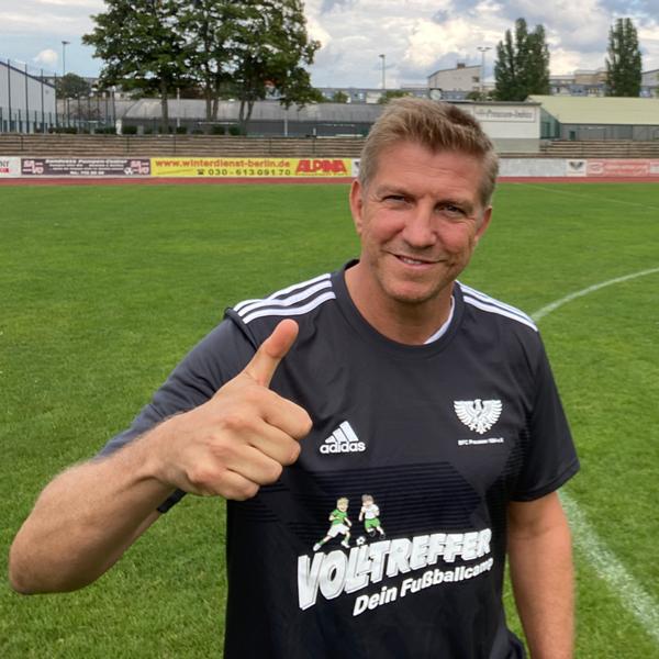 Marko Rehmer - Volltreffer Fussballcamp